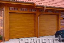 Секционные ворота 7