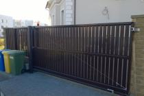 Откатные ворота 40